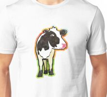 Dairy Cow Unisex T-Shirt