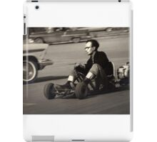 Go Kart iPad Case/Skin