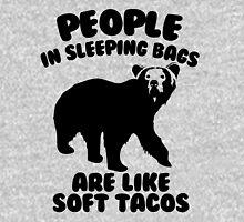 Camping Humor - Bear Food T-Shirt