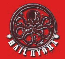 Hydra on black Baby Tee