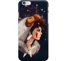 Wolf Princess  iPhone Case/Skin
