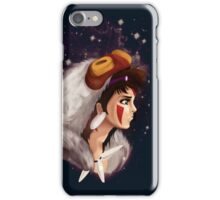 Wolf Princess  iPhone Case/Skin
