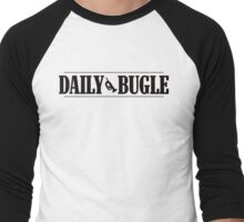 Daily Bugle Men's Baseball ¾ T-Shirt