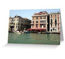 IL PALAZZO E LA SUA STORIA  - ITALY --- EUROPA -   2500 visualizzaz. maggio 2013 - VETRINA RB EXPLORE 29 MARZO 2012--- Greeting Card