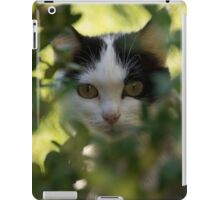 A look into her world iPad Case/Skin