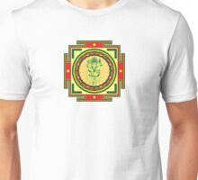Ganesha Mandala Unisex T-Shirt