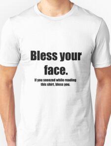 Bless Your Face Tobuscus T-Shirt
