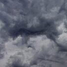 dismal dark clouds by Alex Colcheedas