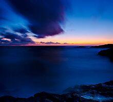 Moody Blue by bazcelt