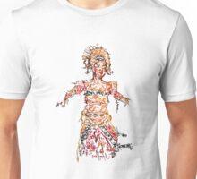 Indonesian Dancer Unisex T-Shirt