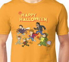 A Monster Squad Halloween Unisex T-Shirt