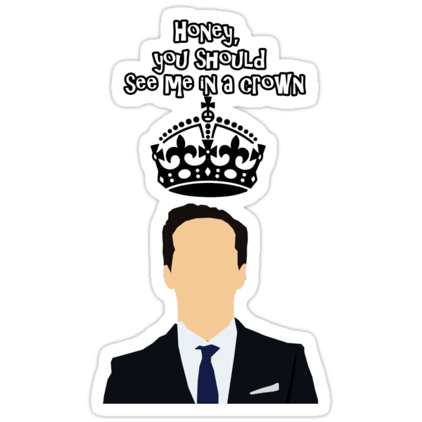 Moriarty,You should see me in a crown by jem16
