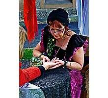 The Fortune Teller Photographic Print