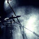 Drumming my heart by Fiona Christensen
