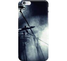 Drumming my heart iPhone Case/Skin