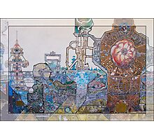 Fremantle Graffiti Photographic Print