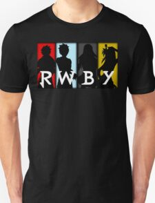 RWBY Fairy Tail T-Shirt