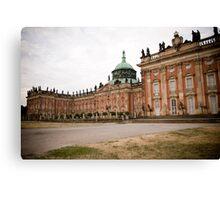 neues palais Canvas Print