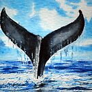 A Whale's Tail by Lynn Hughes