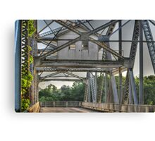 Lake Monroe Bridge Canvas Print