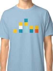 Minimal Simpsons Classic T-Shirt