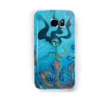 Swishing Tails Samsung Galaxy Case/Skin