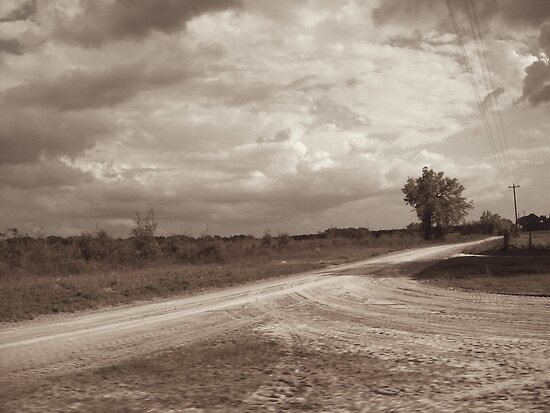 The Old Dirt Road by Jamie McCall