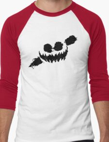 Knife Party; Haunted House Men's Baseball ¾ T-Shirt