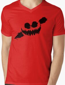 Knife Party; Haunted House Mens V-Neck T-Shirt