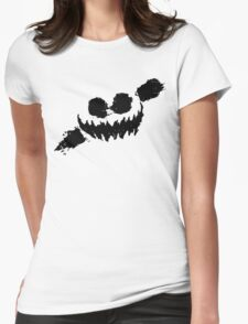 Knife Party; Haunted House Womens Fitted T-Shirt