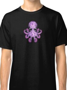 Cute Purple Baby Octopus Classic T-Shirt