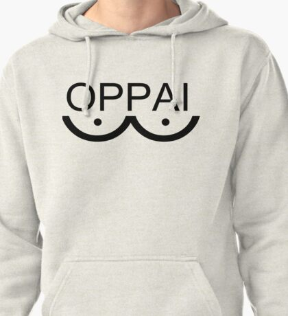 One Punch Man - Oppai Pullover Hoodie