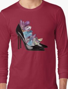 Soleful Stilettoes Long Sleeve T-Shirt