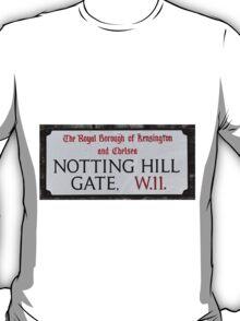 Notting Hill Gate T-Shirt