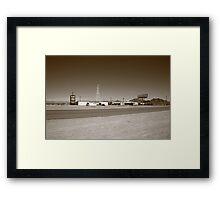 Lathrop Wells, Nevada Framed Print
