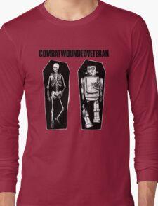 Combatwoundedveteran T-Shirt Long Sleeve T-Shirt