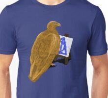Intelligent Eagle Unisex T-Shirt