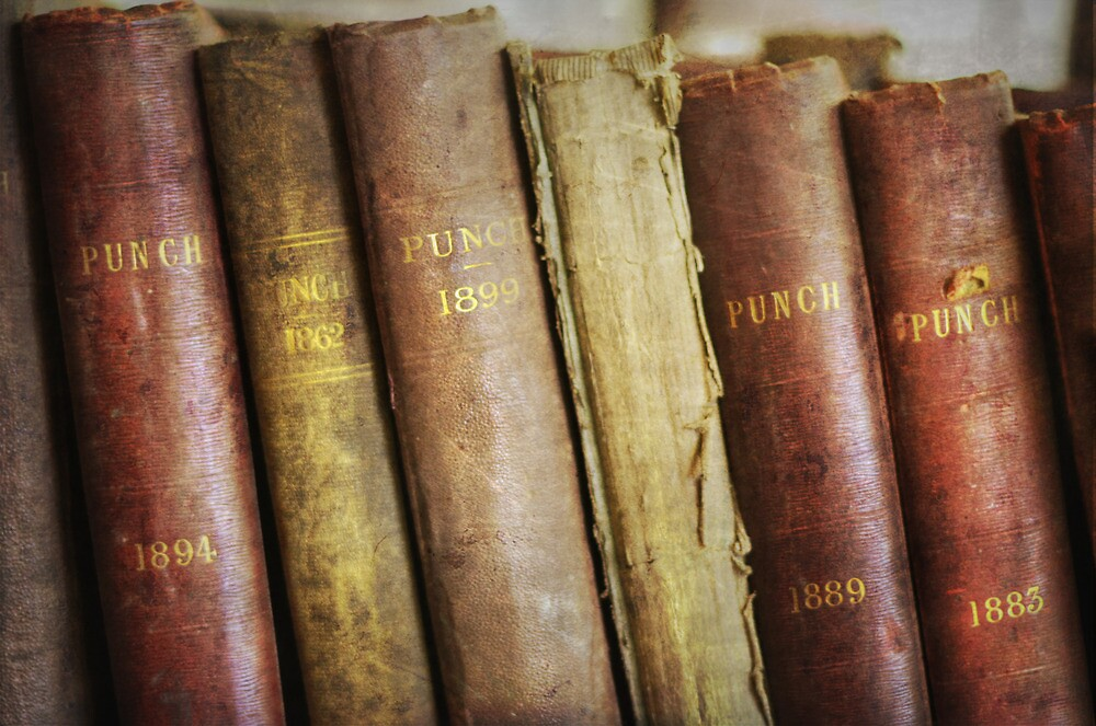 Old books. by cavan michaelides