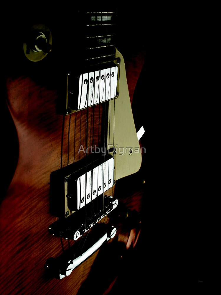 A Perspective in Les Paul by ArtbyDigman