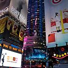 times square by shannon browning