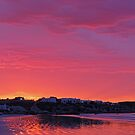 Paternoster sunset by Dan MacKenzie
