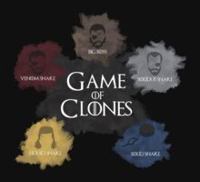 Game of Clones Metal Gear by NoveCento