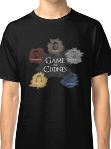 Game of Clones Metal Gear Classic T-Shirt