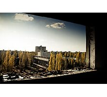A Room with a View Photographic Print