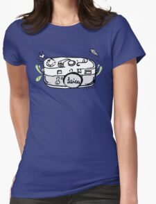 leica Womens Fitted T-Shirt