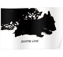 Black Scottish Love Poster