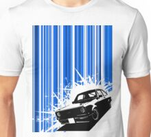 Escort (Mk2) Stripe and Splat Unisex T-Shirt