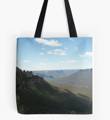 Blue Mountains at Katoomba Tote Bag