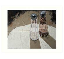 """Shakers in the spotlight"" Art Print"