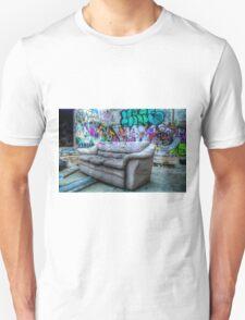 Come Sit Down! Unisex T-Shirt